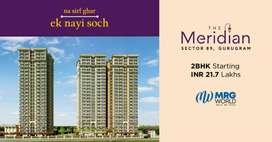 2BHK Flat Biggest Size in Gurgaon in Affordable Housing 5% Booking Amt
