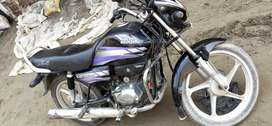 Very good condition self start new back tyre service time se hoti hai
