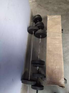 Gym equipment home set in low price