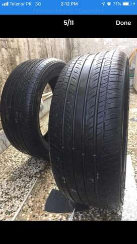 Tubless tyres used only 2 months