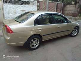 Honda Civic Vti prosmatec 2002 On Easy Installment