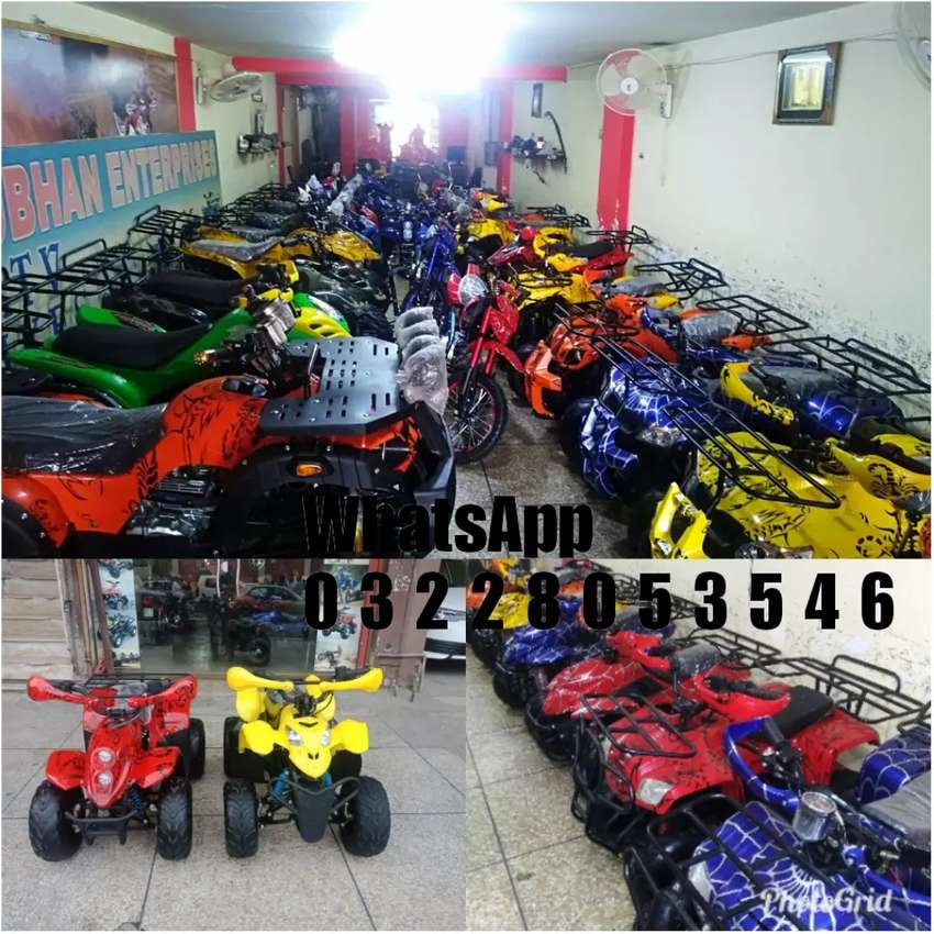 Adventure Ride For Atv Quad Bike Lowest Price Available At Subhan Shop 0