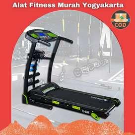 Alat Fitness Treadmill Elektrik 3 fungsi TL-130 Yogyakarta