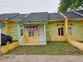 Rumah mewah harga supsidi pinggir jalan aspal