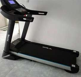 Alat fitness - Treadmill elektrik - TL 199