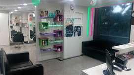 Branded Salon for Sale