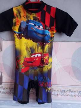 Baju renang cars