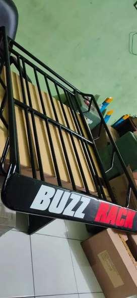 Buzzrack + crosbar avanza agya calya innova fortuner pajero dll