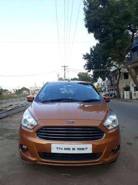 Ford Figo FIGO  1.5D TITANIUM, 2016, Diesel