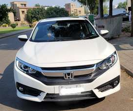 2018 Very less used 10/10 condition Civic i-VTEC oriel for sale