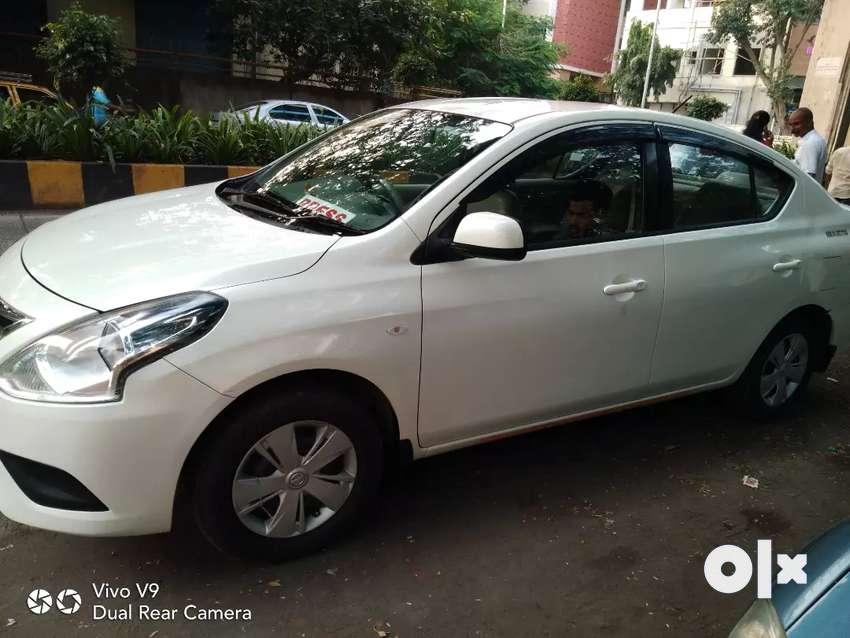 Nissan sunny diesel,loan free vehicle,Yokohama new tyre,well maintain 0