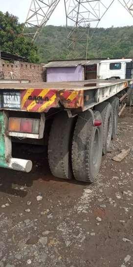 Di jual chasis plus head truk Scania 160jt