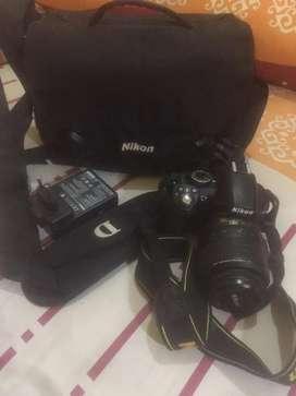Dijual kamera Nikon D3100