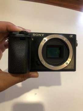 Sony a6000 BODY ONLY MURAH