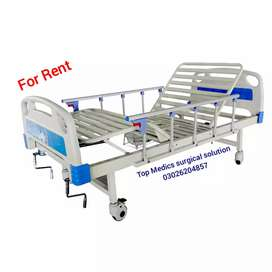 Modern style 2 functions manual hospital Bed for Elderly