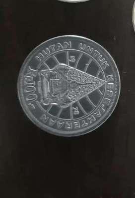 Koin jadul 100 edisi Wayang tahun 1978