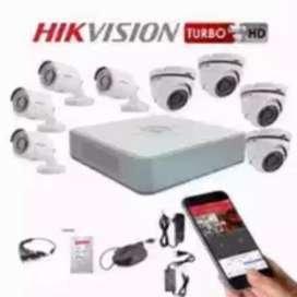 Cctv Online Hikvision kualitas no 1