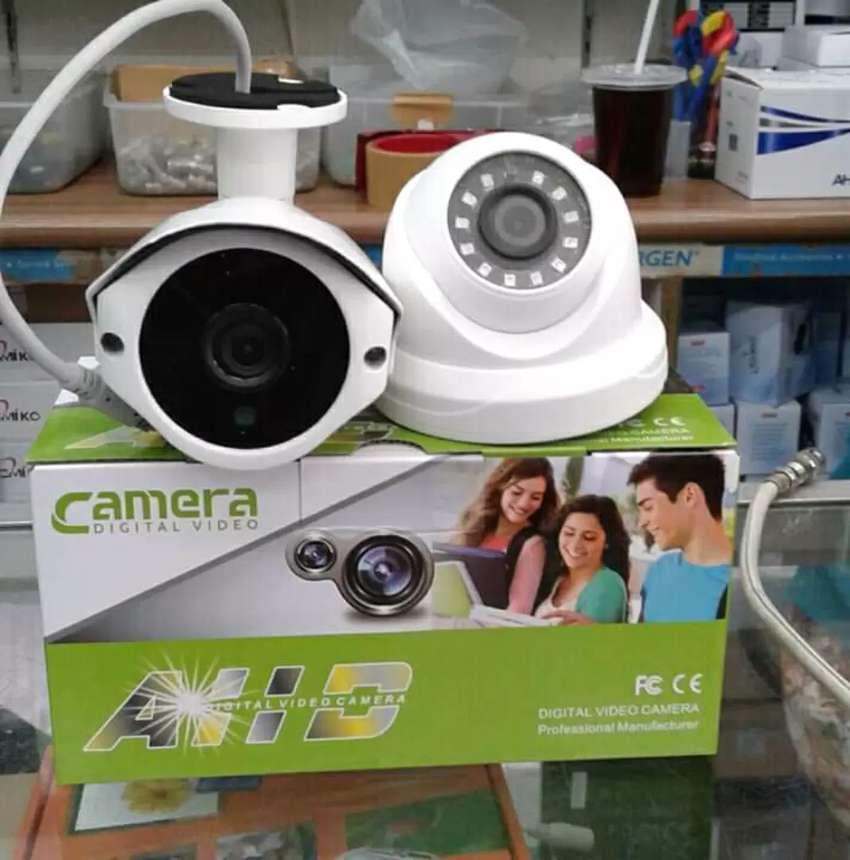 Pemasangan=Camera CCTV Paket Plus Pasang 0