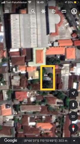 Disewakan Rumah dan tanah 3,25 are
