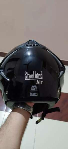 Steel Bird Air Helmet - Less Used