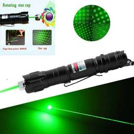 Green Laser Pointer 532MN 5MW 8000M / Laser Hijau