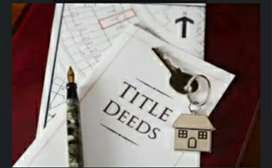 Property Legal Execution Aided Drafting(PLEAD)