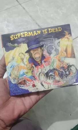 CD original superman is dead