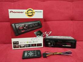 Head Unit Pioneer single din deckless mvh-s115 Digital Audio NON CD