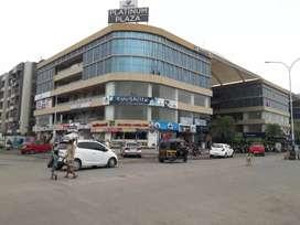4 th flor office  in Rajhans platinum plaza