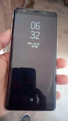 Samsung galaxy note 8 Ram 6 GB