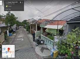 Rumah tengah kota Surabaya (Surat IJO)