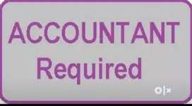 Freshers required as Accountant/Admin- prefering lady staffs.