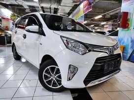 Toyota calya 1.2 G matic AT putih 2017 Surabaya 1.200cc pmk 2018