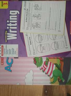 Active English course book 3 and success with writing 3
