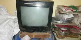 1 pair of TV and a little minor problem