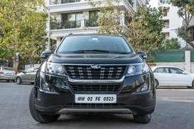 Mahindra XUV500 W11 Option AT AWD, 2019, Diesel