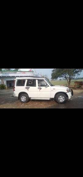 Mahindra Scorpio 2011 Diesel 80000 Km Driven
