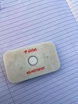 Accesories hotspot airtel 4G