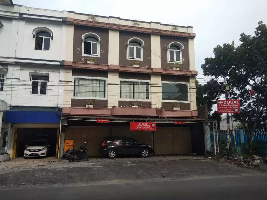 Ruko Gandeng 3 @ Ring Road 0