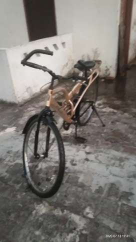 Bycycle in a good condition