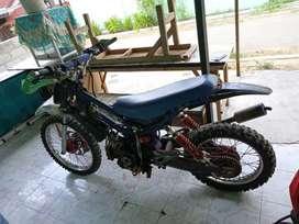 Yamaha F1 modif Trail