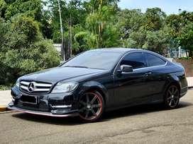 Mercedes Benz C250 Coupe / AMG / 2012 / MINT Condition