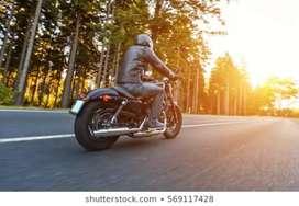 Urgently required bike taxi drivers in Tirupati
