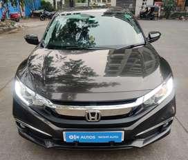Honda Civic CVT i-vtec, 2019, Petrol