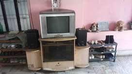Tv stand good condition