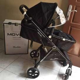 Stroller Cocolatte Mover ( Kereta Bayi ) Bekas & Harga dijamin Murah