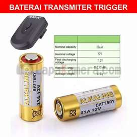Baterai transmiter trigger