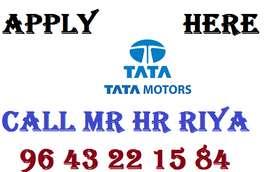 TATA MOTORS Company Hiring apply in helper,store keeper,supervisor