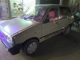 Mehran 1999 plus for sale awesome condition half self start ac on