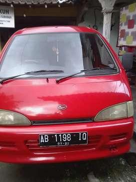 Mobil bekas merek Daihatsu zebra